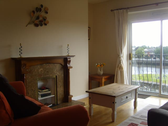 perfect location corner Bedford Row & Honan's Quay - Limerick - Serviced apartment