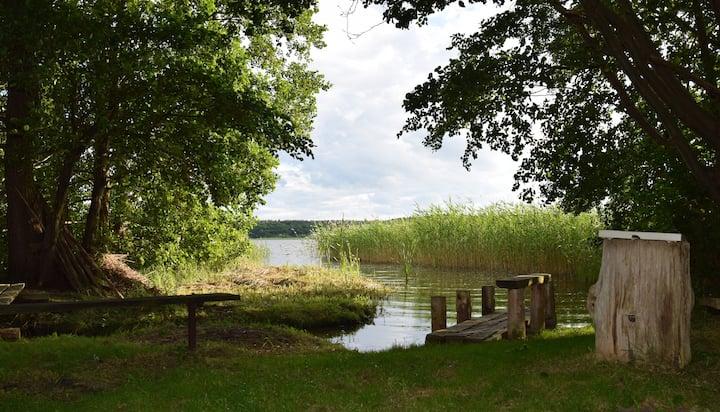Ferienwohnung am Bossower See