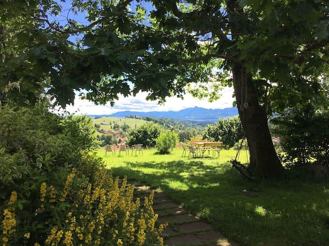 Ferienwohnung (315), Berg-Süd-Sonnen-Blick
