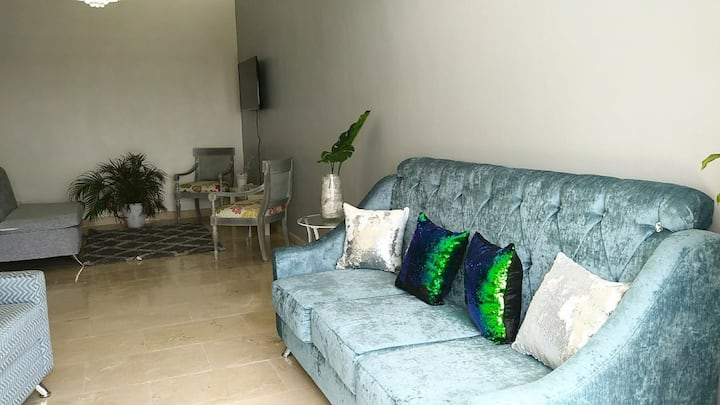 Luxury furnished Apartment in La Romana, RD