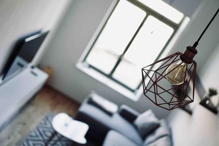 Modernes Apartment direkt im Zentrum