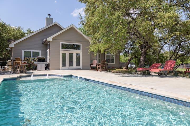 Lake Travis Fort Smith Estate/BRAND NEW!