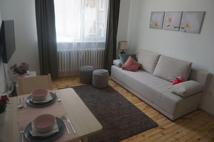 Charming Renovated 1Bedroom Apt. in a Top Location - Sofia - Apartamento