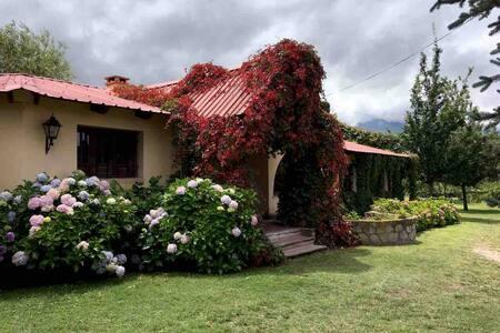 Espectacular casa en Tafí del Valle