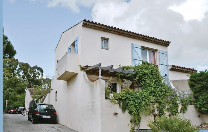 Holiday apartment with 1 room on 18m² in Saint-Tropez