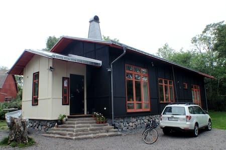 Villa Gräddö in the northern Stockholm archipelago - Gräddö