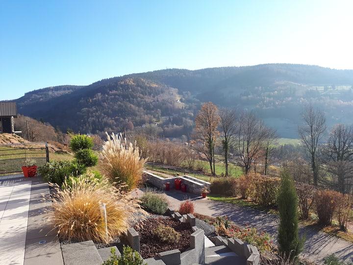 Gîte sympa au coeur des Vosges