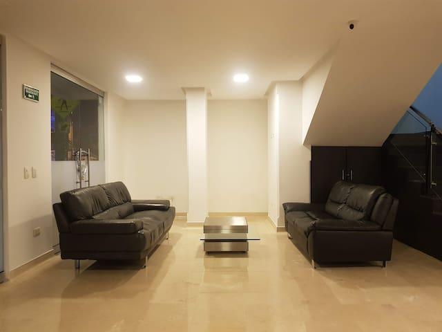 Un lugar confortable, altamente recomendado.