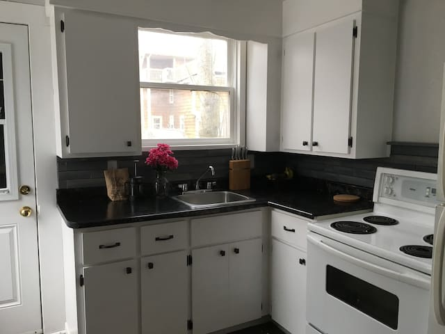 3-Bedrooms in the Heart of Downtown Charlottetown - Charlottetown - Rivitalo