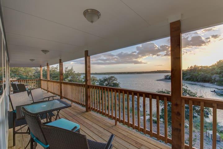 Lake Buchanan's Newest Waterfront Getaway