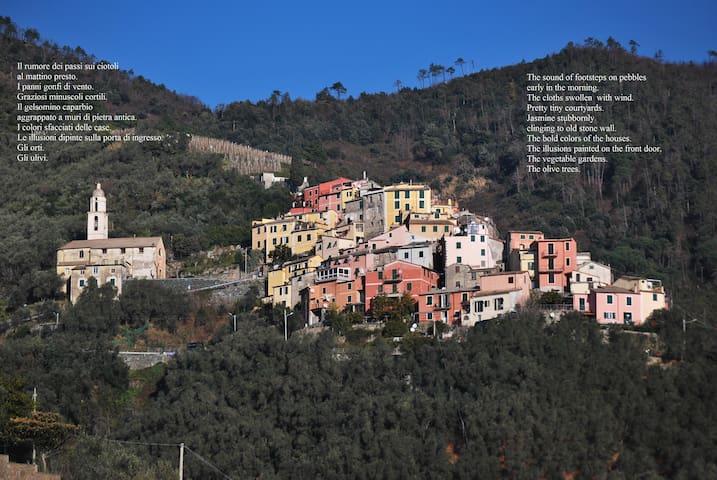 Green Gate to 5Terre - Lavaggiorosso