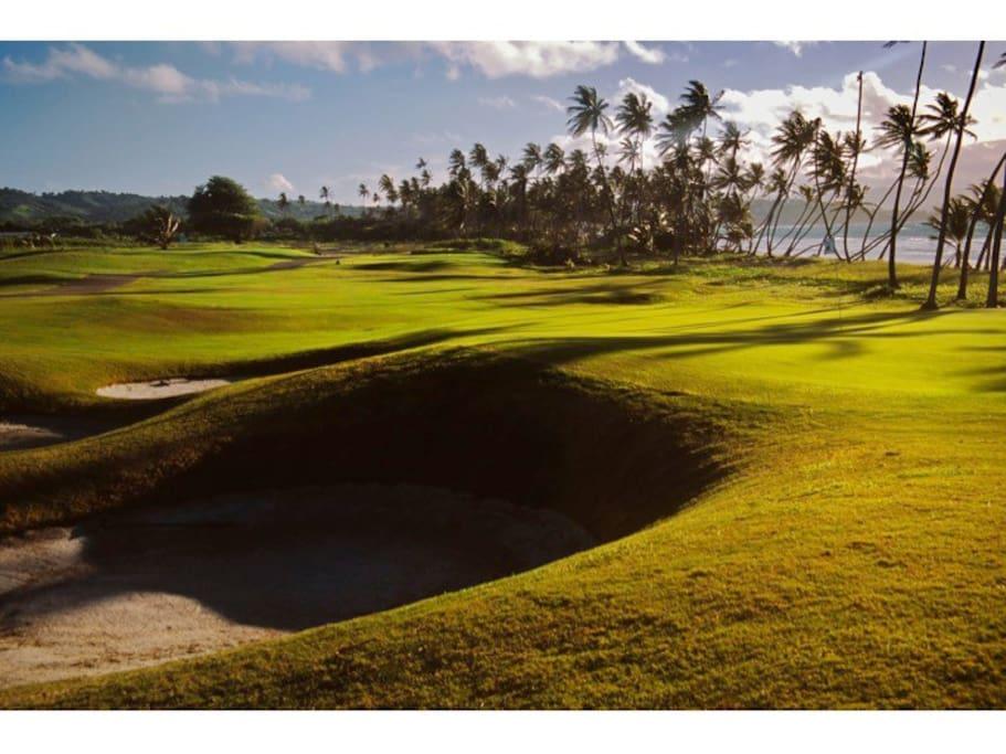 Tobago Plantations 18 hole Golf Course