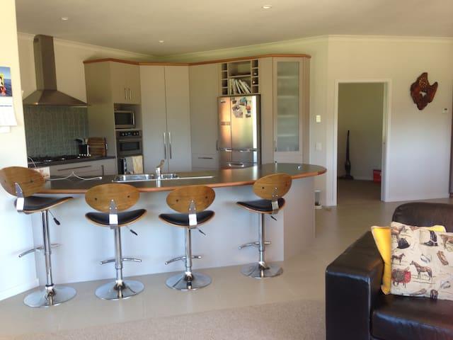Quiet rural outlook  Perfect for Fieldays sleeps 6 - Te Awamutu - House