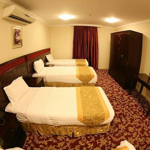 Book your room near Harm in Makkha - Makka  - Daire
