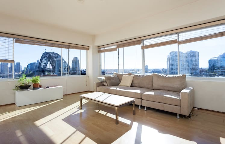 Perfect Sydney Harbour View - Kirribilli - Lägenhet