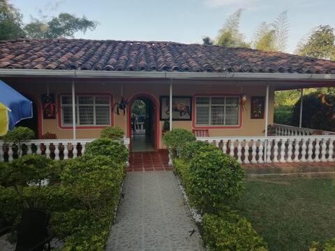 """Finca """"El Recreo"""" Casa Campestre"""