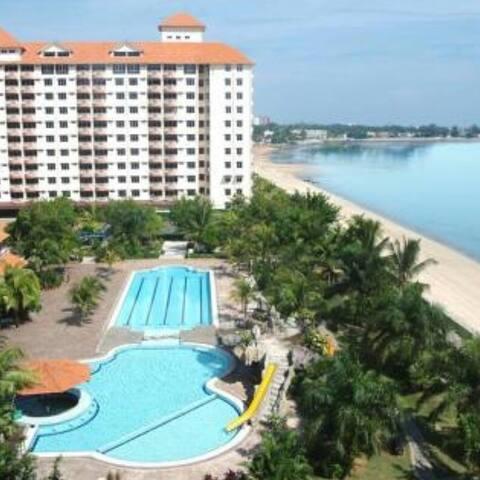 Service Apartment Glory Beach Resort.(Muslim Only)
