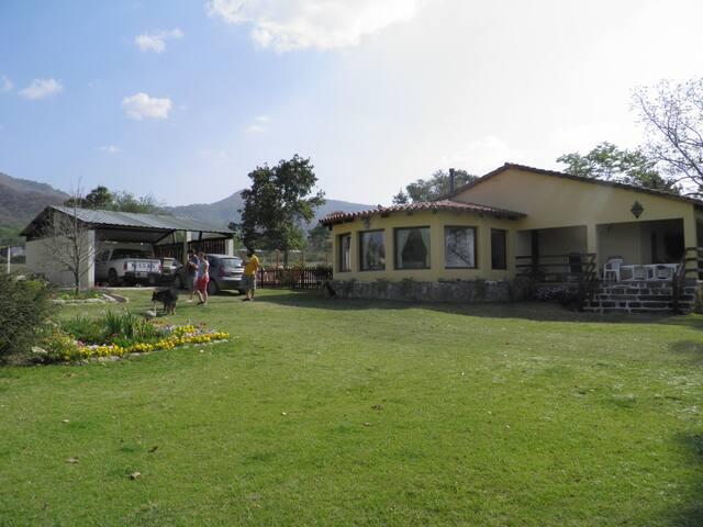 Casa Grande. Main House