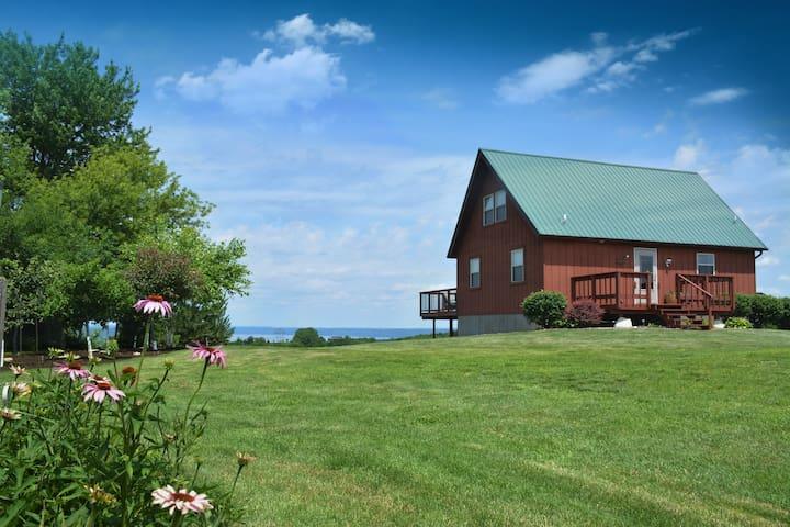 Breathtaking Mississippi Views at Varo View Cabin