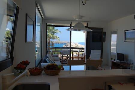 Maravilloso apartamento con vistas al mar - Es Mercadal - Apartemen
