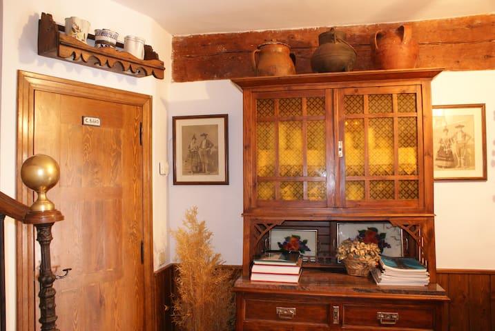 Habitación Casa Rural El Acebo - Prádena - Rumah
