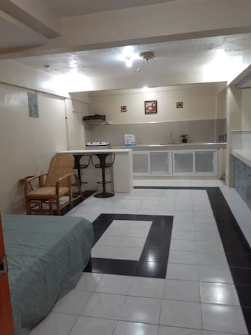 Spacious Private Room for Couple Close to Terminal