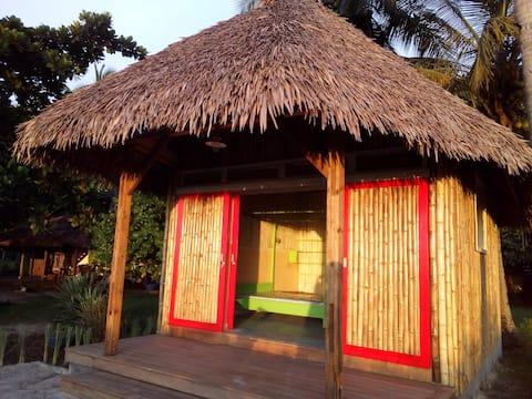 Bungalow bambou