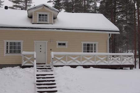 Brend new sweet home: for relaxing and activities - Savonlinna