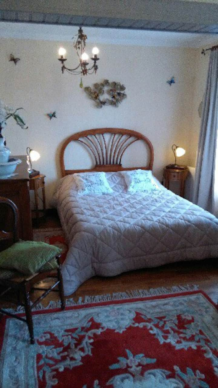Belles Chambres d'Hôtes 45€/nuit pour 1à2pers. !!!