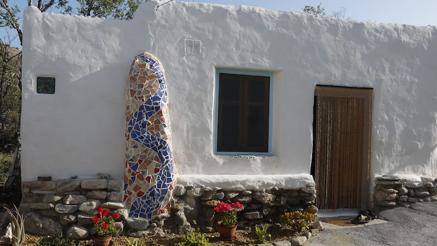 Rural retreat in idyllic Spanish village