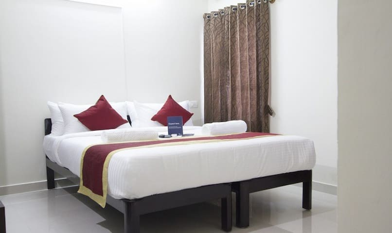 A persnl room wd ac&wifi in Yashwantpur - Bangalore - Appartamento