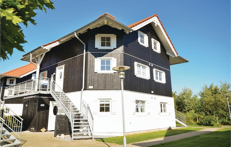 Holiday apartment with 2 bedrooms on 57m² in Bogense
