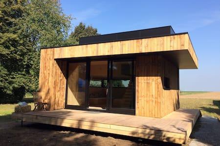 Abarolodge : une maison passive de 44m2