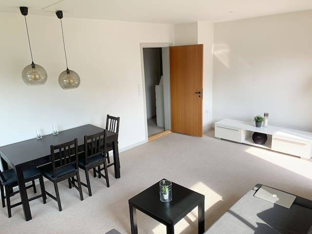 Spacious private room with balcony