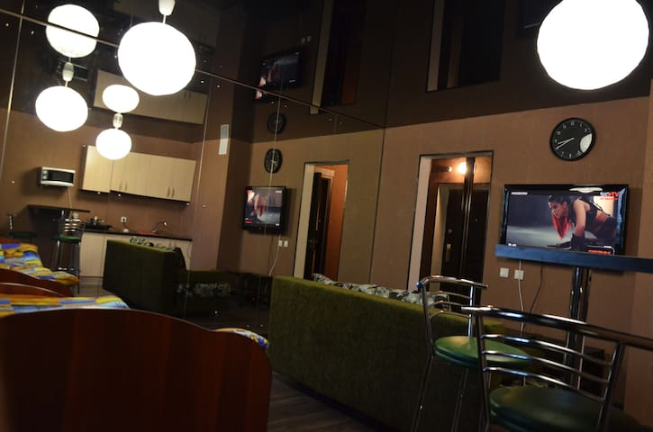 Уютная квартира студия - Ufa - Apartament