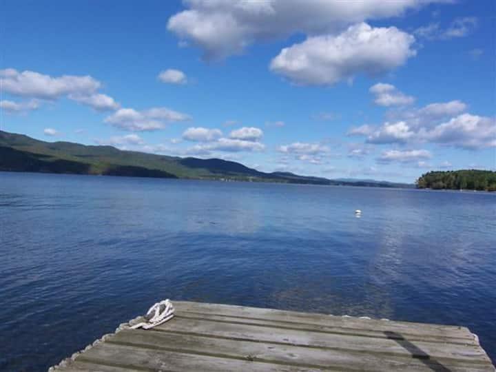 Breathtaking New Premier Lake Champlain Escape!