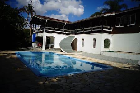 Casa alto padrão em condomínio - Franco da Rocha - キャビン