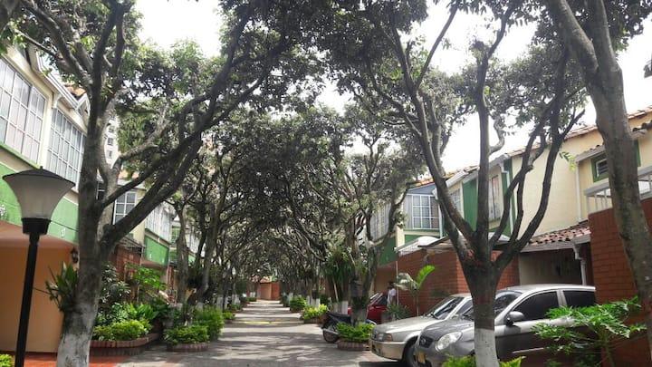 HABITACIONES CON CALOR DE HOGAR BUCARAMANGA