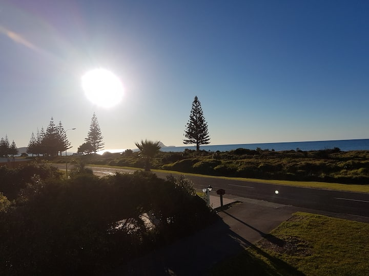 Relax with Stunning Views over Ohope Beach