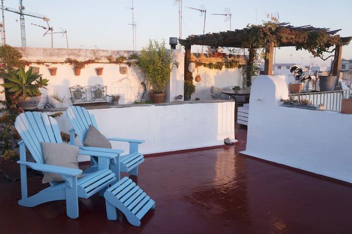 Amazing Penthouse Cadiz