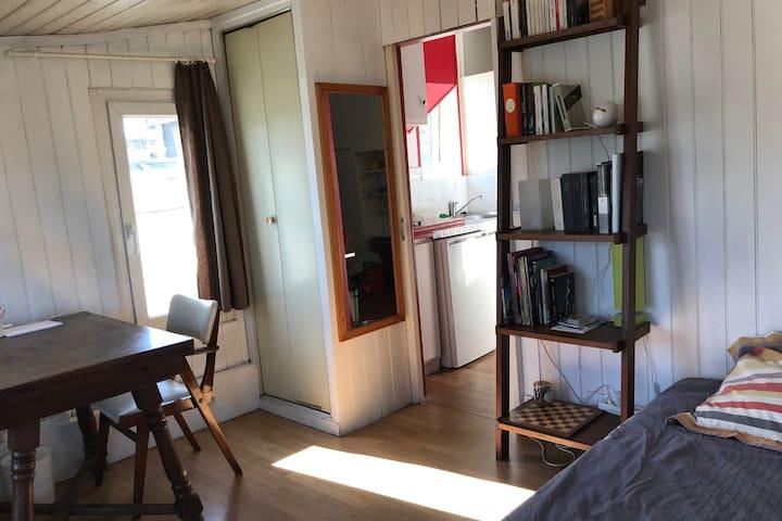 Appartement sous les toits hyper centre de Rouen