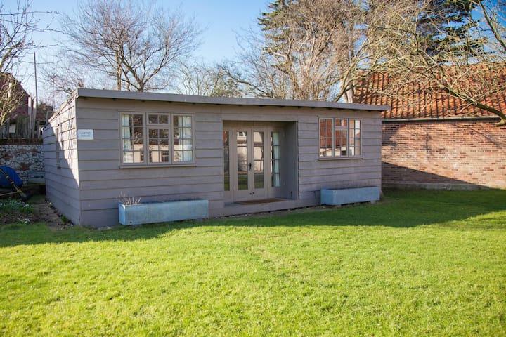 Flagstaff Garden House - Burnham Overy Staithe - Hus