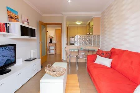 Bonito apartamento en el centro de Sanxenxo