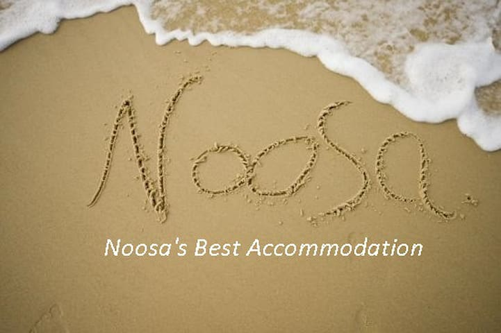 NOOSA'S BEST 2 BED - 2 BATH AFFORDABLE APARTMENT