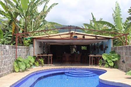 Amazing Villa With Pool on site - San Pedro La Laguna - Villa