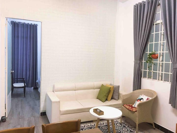 Apartment on Bui vien street