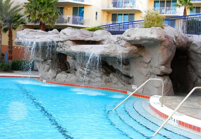 Waterscape 433A sleeps8!*Avail (PHONE NUMBER HIDDEN)!*Fabulous Complex-Free Daily Activity-2BR - Fort Walton Beach - Pis
