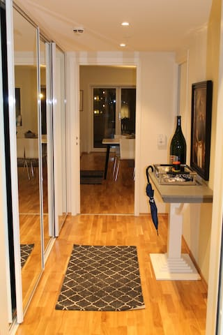 Ny leilighet i rolig strøk! - Bergen - Apartment