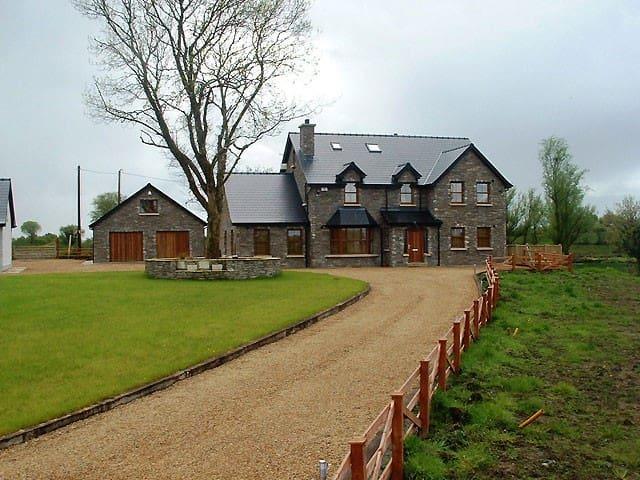 Irish Manor house, Carrick-on-Shannon