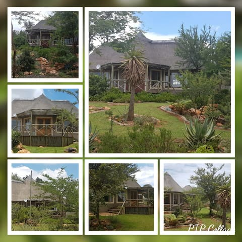 LUXURY ESCAPE IN CRADLE OF HUMANKIND